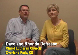 Dave and Rhonda Defreece