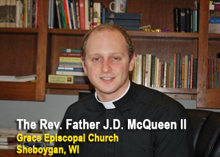 The Rev. Father J.D. McQueen II